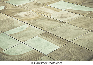 Paving slabs - Square paving slabs as a background image