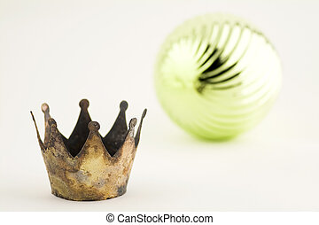 Crown and Ball, where has the prince gone?