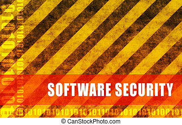 Software Security Technology as an Art Abstract