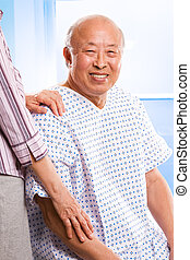 Senior asian healthcare - A shot of a happy senior asian...