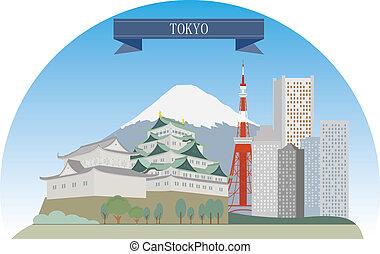 Tokyo, Japan. For you design
