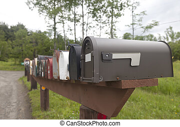 Rural Mailboxes