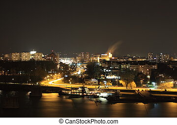novi sad - Overview on the city of Novi Sad in Serbia
