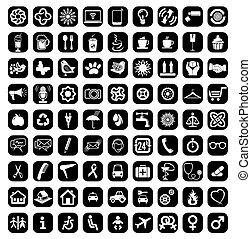 The big icon set