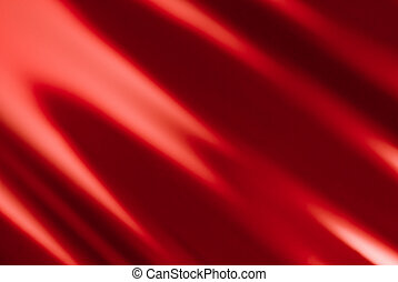 red background - stagy drape in crimson color for...