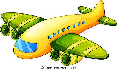 une, avion