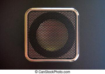 Speaker                  - Loudspeaker