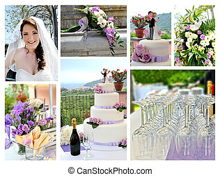Romantic Wedding - Small details of a Romantic Wedding