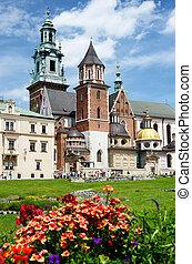Archcathedral Basilica,Wawel,Krakow - Royal Archcathedral...