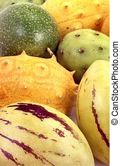 Tropical fruits and vegetables - tropical fruits and...