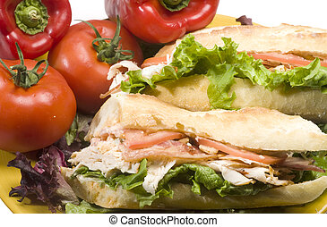 gourmet chicken sandwich - gourmet buffalo chicken sandwich...