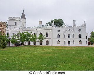 Strawberry Hill house - Horace Walpole Strawberry Hill...