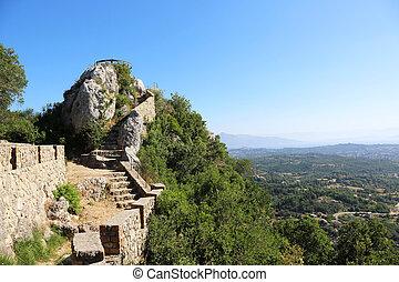 Kaizers Throne Pelekas Corfu