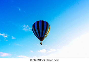 Hot air balloon - Hot Air Balloon near Mui Ne, Binh Thuan...
