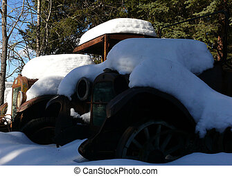 old cars - canada, bc