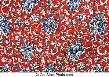 Fabric Background Pattern