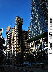 Lloyds Building in London, The Inside Out Building - The...