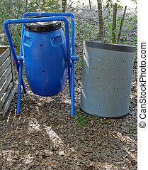 Compost Bin Options
