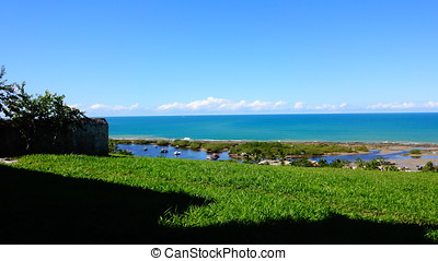 Santa Cruz Cabralia - Foto tirada no ultimo sabado de junho...