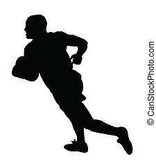 Rugby Speedster Running