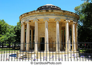 Maitland Rotunda Corfu - the Maitland Rotunda at the Square...