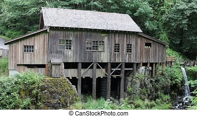 Cedar Creek Grist Mill 1080p - Cedar Creek Grist Mill is a...