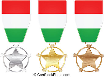 hungary medals
