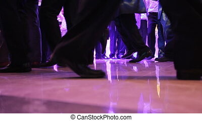 Dancing at a Jewish wedding - en dancing at a Jewish wedding