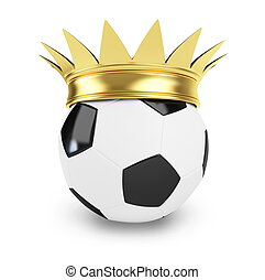 soccer ball King  - King Football