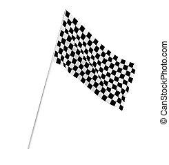 flag F1