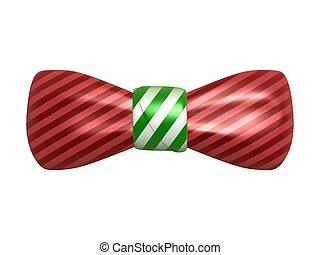 弓, 領帶