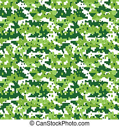 Military camouflage - seamless background