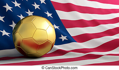 soccerball Usa