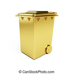 utilization of garbage gold