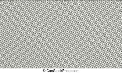 dazzling gray electronic dots