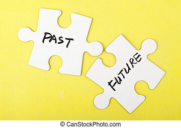 Past and future words
