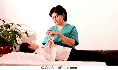 Physiotherapy for children hand - Physiotherapy for children...