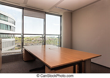 Conference room - Spacious conference room with a beautiful...