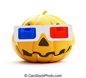 halloween 3D movie