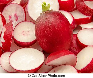 Radishes - Small fresh Radishes