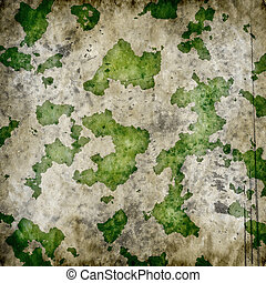 Military Grunge background with stains