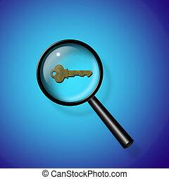 Search Key