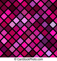 Abstract vector rhomb background - Seamless abstract vector...