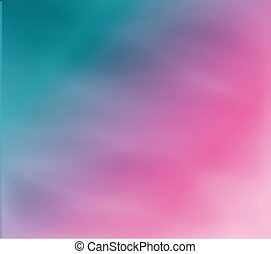 aqua and purple Smooth elegant cloth texture illustration...