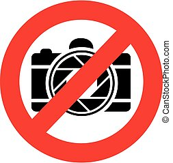 photography restricted