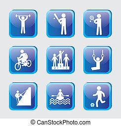 games icons over white background vector illustration