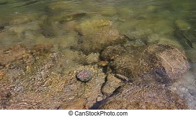 Lower Lewis River Closeup 1080p - Lower Lewis River Closeup...