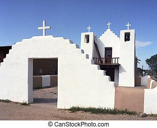 Old Catholic Church - Very old Catholic Church located in...