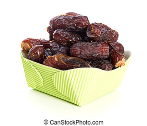 Ramadan food - Kurma dried date palm fruits, ramadan food...