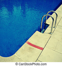 Pływacki, kałuża